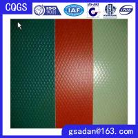 China colored aluminium roofing sheet on sale