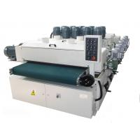 Quality wire drawing & reliefs machine woodworking steel brush and emboss machine for sale