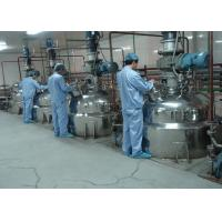 Semi - Automatic Liquid Liquid Soap Production Line ISO9001 Certification