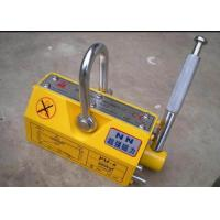 China Latest Product Electromagnet Permanent Magnetic Lifter For Transportation Lifting Magnet on sale
