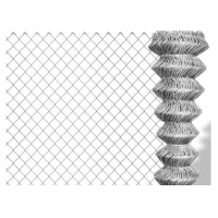 Quality SGS 6 Foot Chain Link Fence , Vinyl 6ft Chain Link Fencing for sale