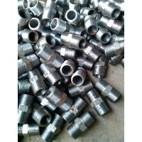 Quality 1.4539 Duplex Fittings , Stainless Steel Pipe And Fittings Pipe Hex Nipple for sale