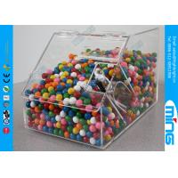 China Retail Store Acrylic Stand Display Case / Clear Display Stands on sale
