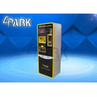 Quality Multi Function Coin Vending Machine / Coin Operated Vending Machine Bill Acceptor for sale