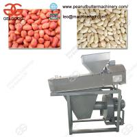 Quality Low Damage Rate Roasted Peanut Skin Dry Peeling Machine Factory Price for sale
