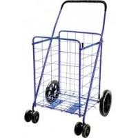 Quality High quality heavy-duty plastic Foldable Shopping Cart with wheels 380x330x360mm for sale