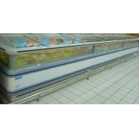 Quality Supermarket Display Eat Chest Freezer Showcase With Self-contained  Compressor  for sale
