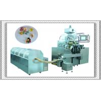 Quality PLC / Touch Screen Control Softgel Encapsulation Machine For Soft Capsule for sale