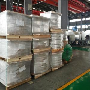 Quality CAC Inter Cooler Hydrophobic Aluminum Foil Coating Industrial Auto Parts Aluminum Rolls for sale
