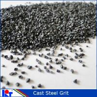 Quality blasting abrasive steel grit for blasting machinery for sale