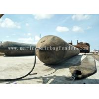 Quality 7 Layers Ship Air Lifting Bags Floating Assistant For Large Construction Structure for sale