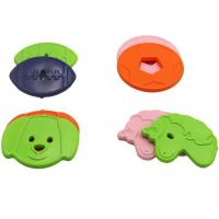 Quality Cute Animal Shape Small Freezer Gel Packs , Ice Pack Mini For Kids Lunch Bag for sale