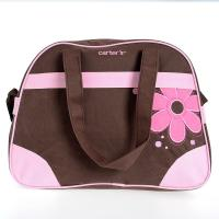 Quality New Baby Changing Diaper Nappy Bag Mother Mummy Handbag Set With Changing Pad for sale