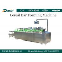 Quality Energy Bar Forming Machine with 200~400kg per hour for multi shapes & sizes for sale