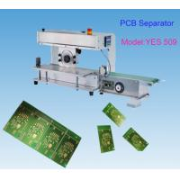 China Automatic PCB Depaneler With Safe Sensor For PCB Assembly SMT on sale