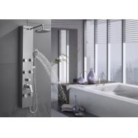 Quality 4 Functions Modern Shower Panel 0.1 - 0.3M Bar Water Pressure Body Washing for sale