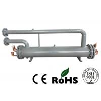 China Triple System U Type Dry Heat Exchanger For Central Air Conditioning Unit on sale