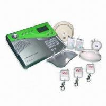 Quality pstn wireless alarm system & house burglar alarm & home intruder alarm for sale