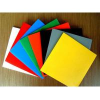 China Fire - Retardant Anti - Aging PP Hollow Sheet Coroplast Boards For Turnover Boxes on sale