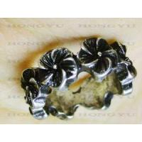 Quality JY Fashional Alloy Flower  Ring for sale