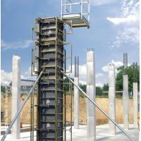Quality Construction Concrete Column Formwork system 915 * 1830 * 6 - 18mm with high heavy loads for sale
