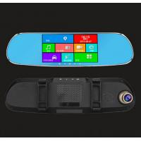 Quality Promotional 4.3 inch 720P Rearview Mirror car camera for sale
