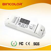Buy cheap PWM DMX512 decoder Two Channel DMX Controller DC12V-24V constant voltage PWM DMX from wholesalers