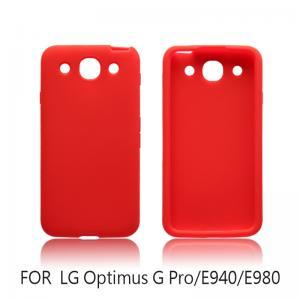 Quality TPU Gel soft case  for LG E980 for sale
