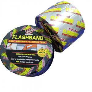Quality aluminium bitumen building waterproof material self adhesive reflective aluminum tape from China for sale