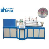 Quality Multi Blades Designed Paper Tube Forming Machine 40 Meters Per Minute for sale
