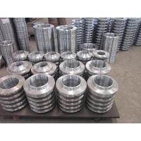 Quality Duplex And Super Duplex Stainless Steel Flanges Sch XXS / 160 / 120 Forged Steel Flanges for sale