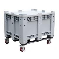 Quality Agriculture Plastic Ibc Tanks / Foldable Pallet Box 800L Volume High Efficiency for sale