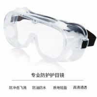 Quality Medical Safety Anti Fog Safety Goggles Ventilation Design FDA Vision Protection for sale