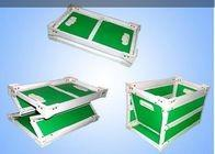 Quality Collapsible corflute corrugated plastic storage box for sale
