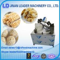Quality Nutrition Bar Product Making machine/production line for sale