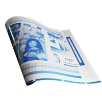 China Long Runlength Offset UV Ink Printing Thermal CTP Plate on sale