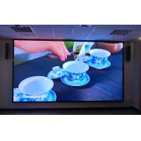 China Super Slim HD IP30 P2.5 mm Full Color LED Screen Video Wall Display on sale