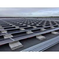 Quality AL6005-T5 Flexibility Solar PV Mounting Structure Excellent Duration for sale