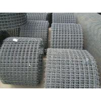 Quality Industrial Stainless Steel Crimped Wire Netting With Hot Dipped Galvanized for sale