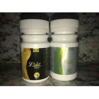 Quality 100% Lida Weight Loss Pills , Gold Black Natural Slim Capsules Herb Plant Material for sale