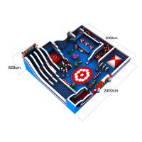 China Professional Inflatable Jumping Castle , Indoor Inflatable Bouncer For Family on sale