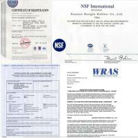 RONGFA RUBBER CO., lIMITED Certifications