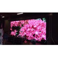 Quality 600*337.5mm High Definition Led Display Adversting SMD1010 Chip 800CD/Sqm Brightness for sale