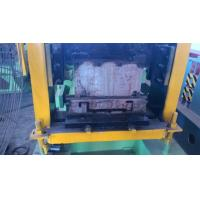 Quality 15 KW Power CZ Purlin Roll Forming Machine Bearing Steel Shaft Material for sale