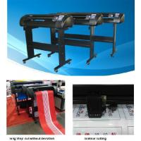 China 1350 Sticker/vinyl Cutting Plotter with high precision and laser Optical eye on sale