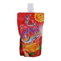 Quality Resealable Spout Stand Up Pouches 0.15mm Customized for Baby Food for sale