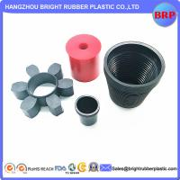 Quality Red Silicone Rubber Parts Damping Cup Agricultural Machinery Equipment for sale