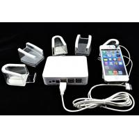 Quality COMER Cell Phone Power Security Alarm Display System for mobile retail stores for sale