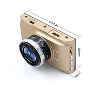 China 2016 NEWEST 3.0 big screen T612 vehicle blackbox dvr 1080p manual car camera hd dvr on sale