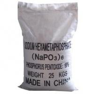 Quality Sodium Hexametaphosphate (SHMP) for sale